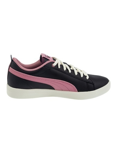 Puma Kadın Siyah Smash Wns V2 L Sneakers 365208 Siyah